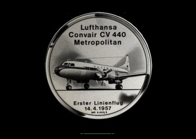 Lufthansa Convair CV440