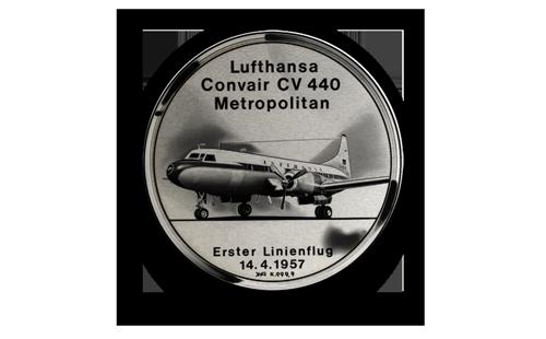 Lufthansa Convair CV 440